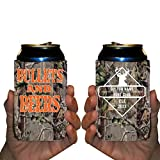 Custom Hunt Club Can Cooler- Bullets And Beers (100)