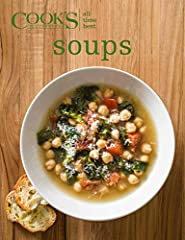A perfect soup recipe is one you make forever--it is comforting, nourishing, the very essence of flavor. In this handsome, focused cookbook, the experts at  Cooks Illustrated boil the world of soups down to the very best choices, each one a ...
