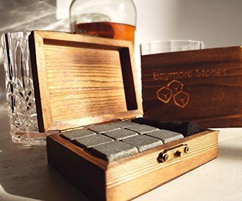 Reusable Granite Whiskey Stones Set product image