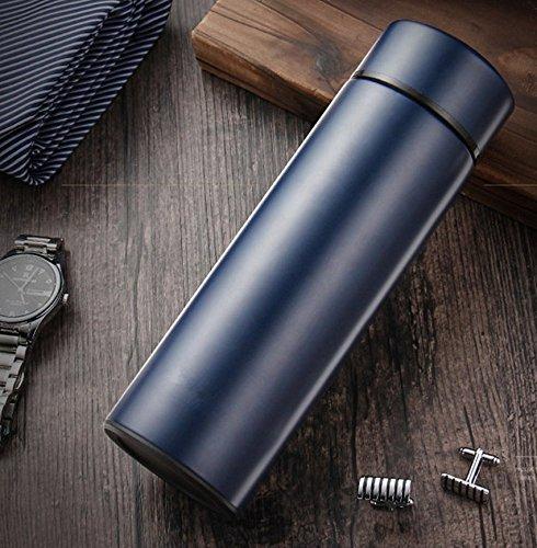 Isolierung Cup Cup Cup Stecker und Buchse Business Auto Vakuum Edelstahl gerade Cup Paar tragbar Wasser Cup Student B0744DBH7J | Guter weltweiter Ruf  2843c2