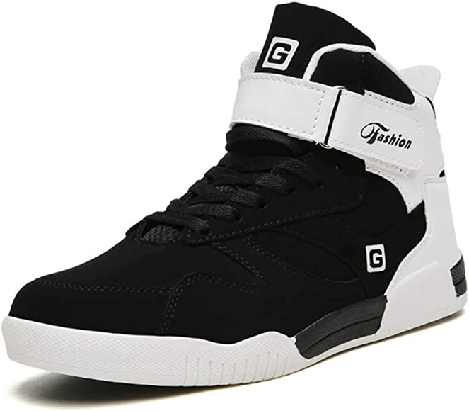 Sneaker Fashion High Top Running Shoes