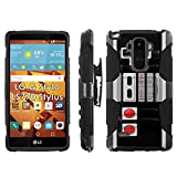 LG G Stylo LS770 H631 Phone Cover, NES Video Game Controller- Blitz Hybrid Armor Phone Case for [LG G Stylo LS770 H631] with [Kickstand and Holster] by Mobiflare Review