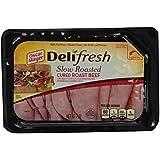 Oscar Mayer, Deli Fresh Slow Roasted Cured Roast Beef, 7 oz