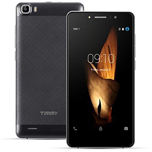 Timmy M12 8GB ROM/1GB RAM 5.5 Inch Cell Phones Unlocked