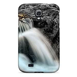 JeffMclaren Case Cover Protector Specially Made For Galaxy S4 Waterfalls Free Source Of Life