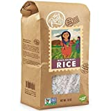 The Real Co White Basmati Rice, 32 Ounce - 6 per case.