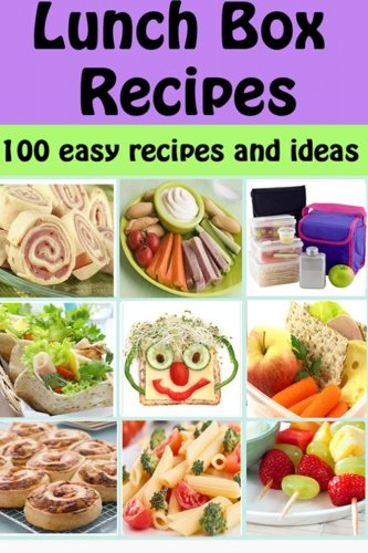 Lunch Box Recipes recipes lunches product image