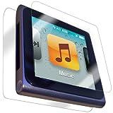 iPod Nano 6 Screen Protector, IQ Shield LiQuidSkin Full Body Skin + Full Coverage Screen Protector for iPod Nano 6 (6th Gen) HD Clear Anti-Bubble Film - with