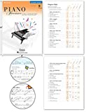 Faber Piano Adventures Level 2B Learning Library Set Lesson,Theory, Performance, Technique and Artistry Books