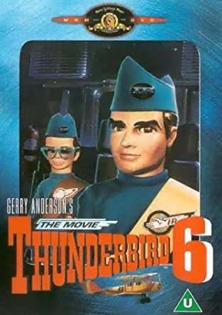 Thunderbird 6: The Movie [DVD] by Peter Dyneley: Amazon co