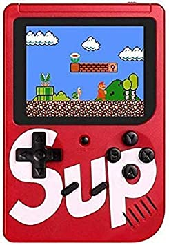 DIOLTY SUP 400 in 1 Games Retro Game Box Console Handheld Game PAD Gamebox- Multi Colour