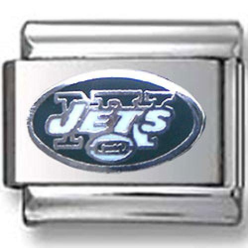 NY Jets Italian charm (Jet Italian Charm)