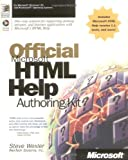 Official Microsoft Html Help Authoring Kit