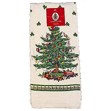 Spode Christmas Tree Kitchen Towel
