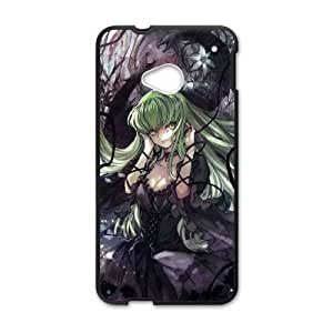 Code Geass HTC One M7 Cell Phone Case Black Fantistics gift A_019633