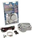 Kuryakyn 7290 Super Deluxe Wolo Bad Boy Air Horn Kit