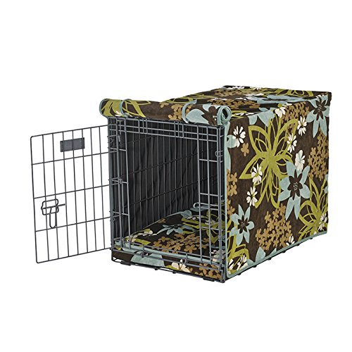 Bowsers Luxury Crate Cover, Small, St Tropez