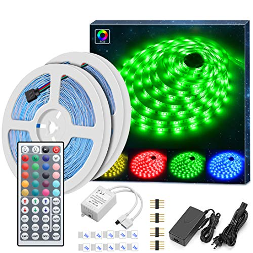 Led Strip Lighting In Home