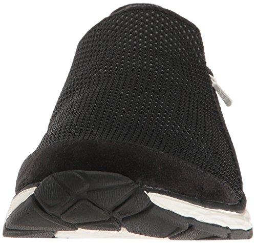 Dr. Scholls Vrouwen Anna Zip Fashion Sneaker Black Luna Gebreide