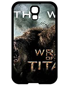 3303588ZG676670061S4 Samsung Galaxy S4 Case, Ultra Hybrid Hard Plastic Iphone 5C Case Cover, Amazing Wrath Of The Titans Graph Phone Accessories