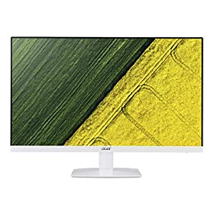 Acer HA270 Awmi 27-inch Full HD IPS Ultra Slim Monitor (White)