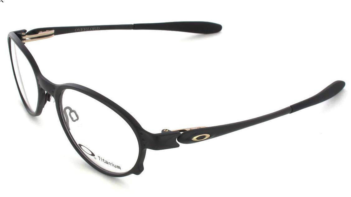 Oakley Eyeglasses OX 5067-0251 BLACK OVERLORD 51mm by Oakley