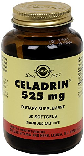 Solgar - Celadrin 525 mg Softgels - 60