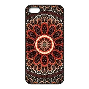 Artistic aesthetic fractal fashion phone case for iPhone 5s wangjiang maoyi by lolosakes