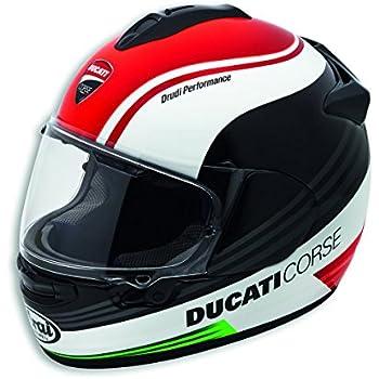 Ducati Corse SBK 3 Full Face Helmet 9810401 (M, RED)