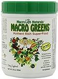 Macro Greens Nutrient-Rich Super Food Supplement, 90 Day Supply, 30 oz (850 g), Health Care Stuffs