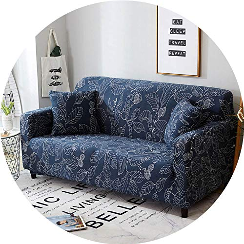 I'm good at you Elastic Spandex Sofa Cover Tight Wrap All-Inclusive Couch Covers for Living Room Sectional Sofa Cover Love Seat Patio Furniture,Color 13,4-Seater 235-300cm (Me Repair Furniture Near Patio)