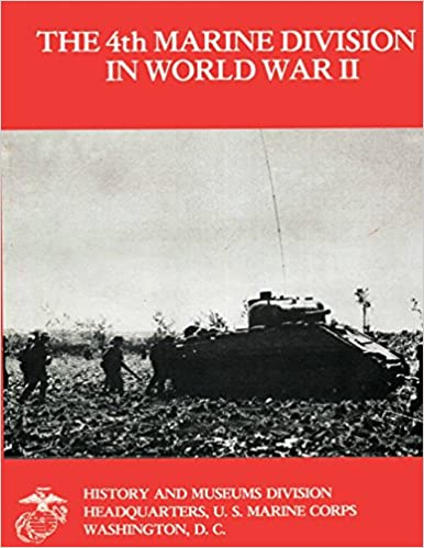 Book The 4th Marine Division in World War II