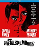 Five Miles to Midnight (1962) [Blu-ray]
