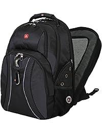 SwissGear Scansmart Laptop Backpack (Black)