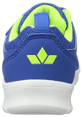 Lico Skip Vs, Zapatillas para Niños Azul (Blau/lemon)