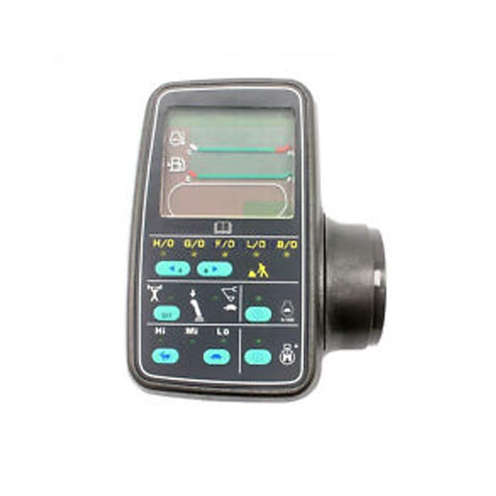 Monitor LCD Display Panel 7834-76-3000 for Komatsu Excavator PC200-6 PC210-6 PC220-6 PC230-6