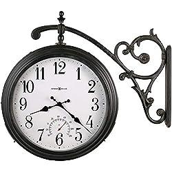 Howard Miller 625-358 Luis Indoor/Outdoor Wall Clock