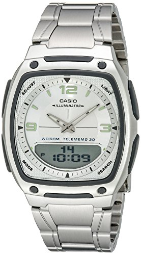 Casio Mens AW81D 7AV Ana Digi Watch