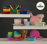 KidKraft 27pc Cookware Set - Pastel