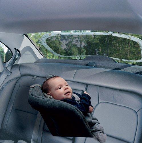 Price comparison product image Kel-Gar Rear Window Shade - Platinum