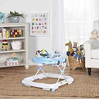 Dream On Me On-The-Go Activity Walker, Blue