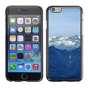 Cubierta de la caja de protección la piel dura para el Apple iPhone 6 (4.7) - Funny Cow Humor