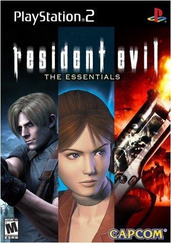 Resident Evil Pack - Resident Evil Essentials (Resident Evil Code: Veronica X / Resident Evil Outbreak / Resident Evil 4)