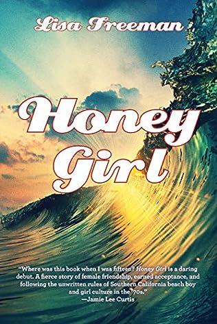 book cover of Honey Girl