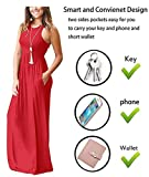 GRECERELLE Women's Casual Long Maxi Dresses with