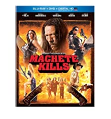 Danny Trejo returns as legendary ex-Federale Machete Cortez in this action-packed thrill ride from innovative director Robert Rodriguez. In his latest mission, Machete is recruited by the U.S. President (Carlos Estevez) to stop a crazed globa...