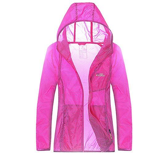 A Ropa Uv Color Prueba Coat Luz Protección Viento Damas Puro Sunjing De Solar Verano Deportes Transpirable Protector aPqYRnBzx