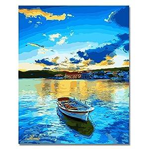 51hWMKYEgSL._SS300_ 75+ Beach Paintings and Coastal Paintings