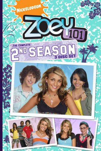 DVD : Zoey 101: The Complete Season 2