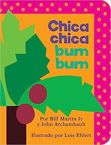 Chicka Chicka Boom Boom Chica chica bum bum